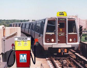 Meaningless Moaning About Metro