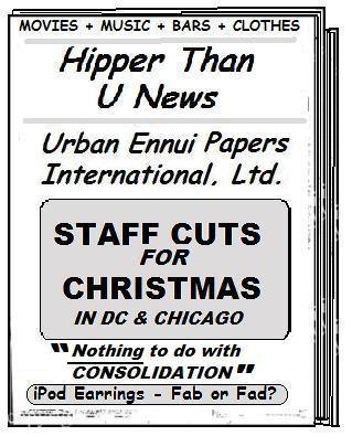 City Paper Cuts forChristmas