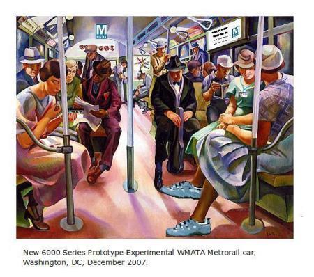 New MetroCars