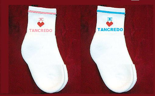 Tancredo Toddler Socks