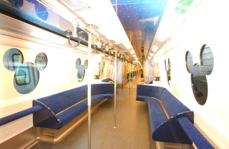 Interior, Series 8001 Metro Meteor prototype