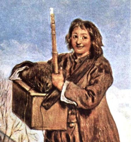 Marmots, St. Brigid, and Candlemas