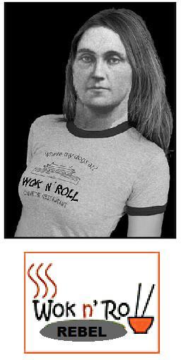 The Conspirator: Wok n' Roll Rebel