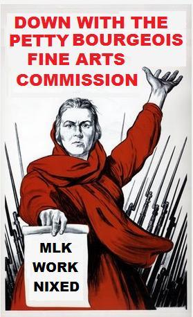 Nyet to Comrade Martin