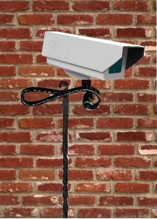 Ye Olde Surveillance Camera Plan