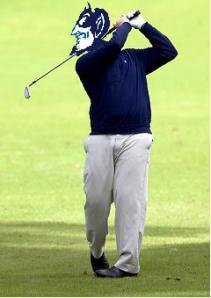 Andrew Giuliani, Golf Terrorist?