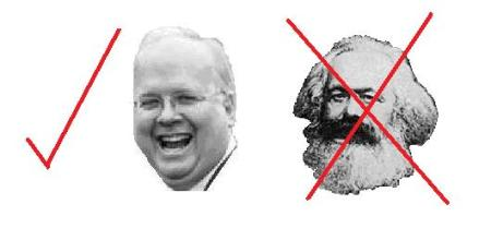 Karl in the Crimea -- Rove, not Marx