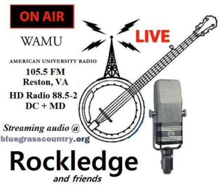 Live DC Bluegrass Broadcast Tonight 6-8PM